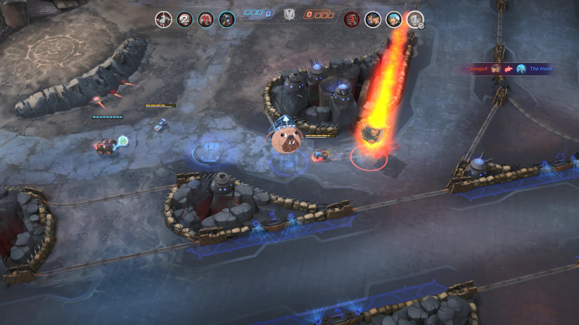 Screenshot 10 - Heavy Metal Machines