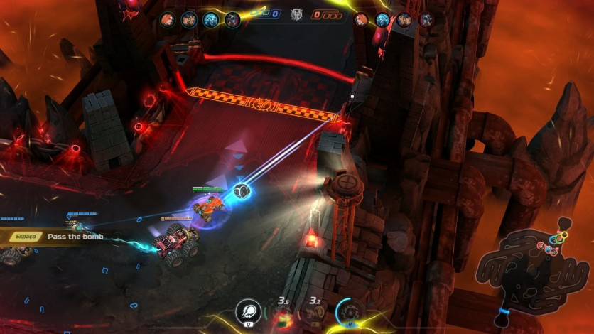 Screenshot 6 - Heavy Metal Machines