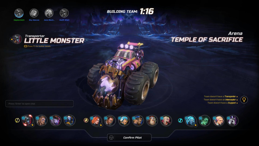 Screenshot 14 - Heavy Metal Machines