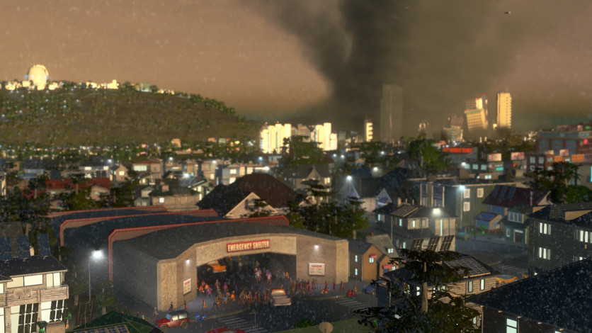 Screenshot 4 - Cities: Skylines - Natural Disasters