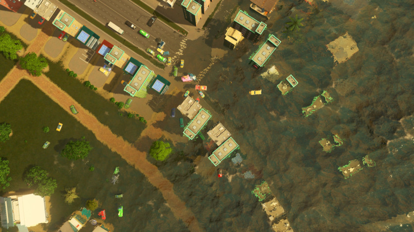 Screenshot 3 - Cities: Skylines - Natural Disasters