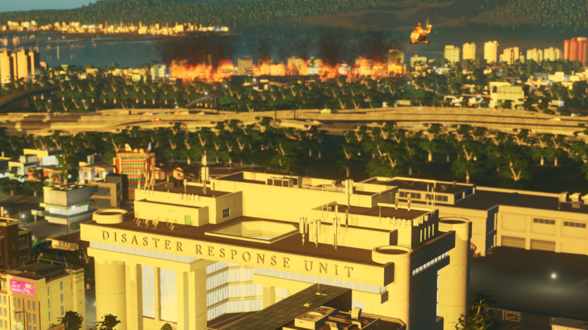 Screenshot 10 - Cities: Skylines - Natural Disasters