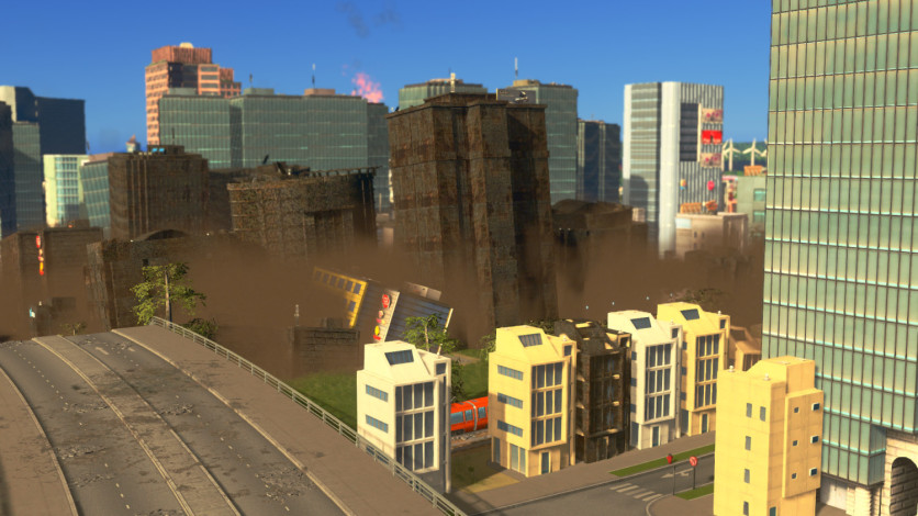 Screenshot 11 - Cities: Skylines - Natural Disasters
