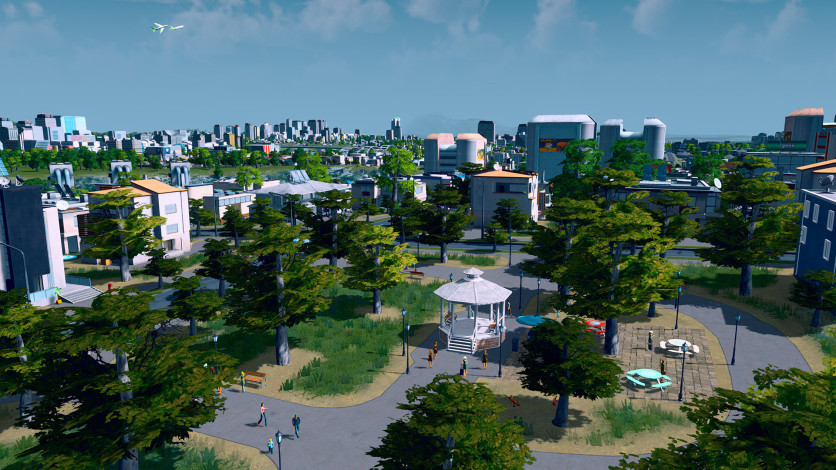 Screenshot 3 - Cities: Skylines - Relaxation Station