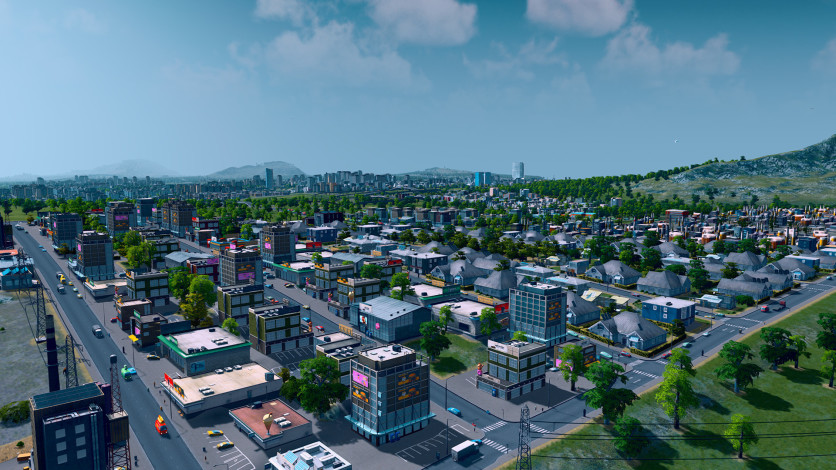 Screenshot 2 - Cities: Skylines - Relaxation Station