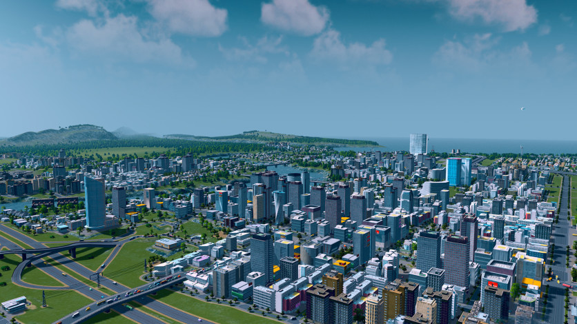 Screenshot 1 - Cities: Skylines - Relaxation Station
