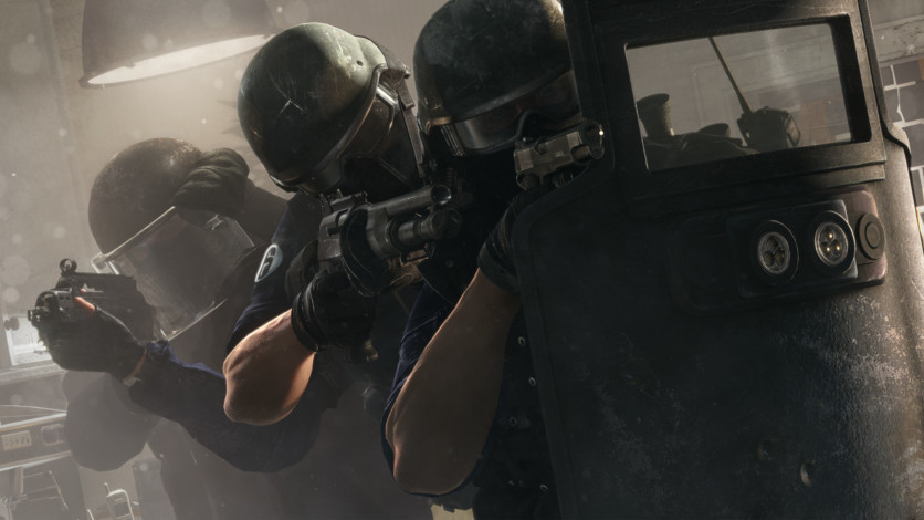 Screenshot 3 - Tom Clancy's Rainbow Six - SIEGE: Complete Edition