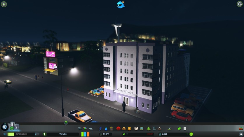 Screenshot 11 - Cities: Skylines - Content Creator Pack: Art Deco