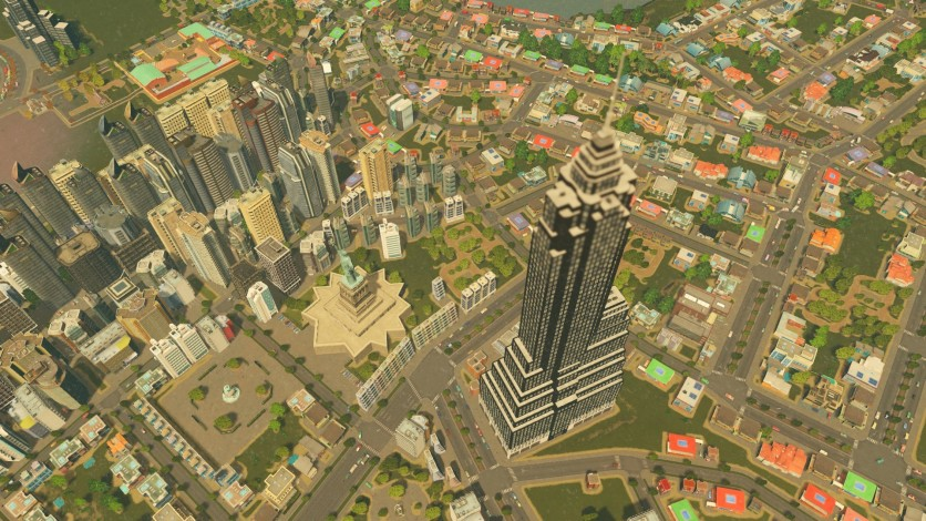 Screenshot 3 - Cities: Skylines - Content Creator Pack: Art Deco