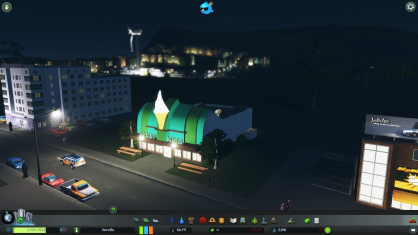 Screenshot 12 - Cities: Skylines - Content Creator Pack: Art Deco