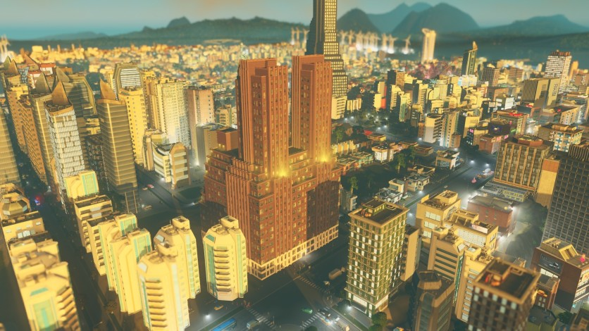 Screenshot 5 - Cities: Skylines - Content Creator Pack: Art Deco