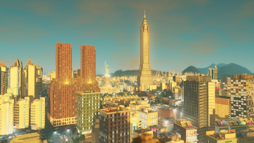 Screenshot 9 - Cities: Skylines - Content Creator Pack: Art Deco