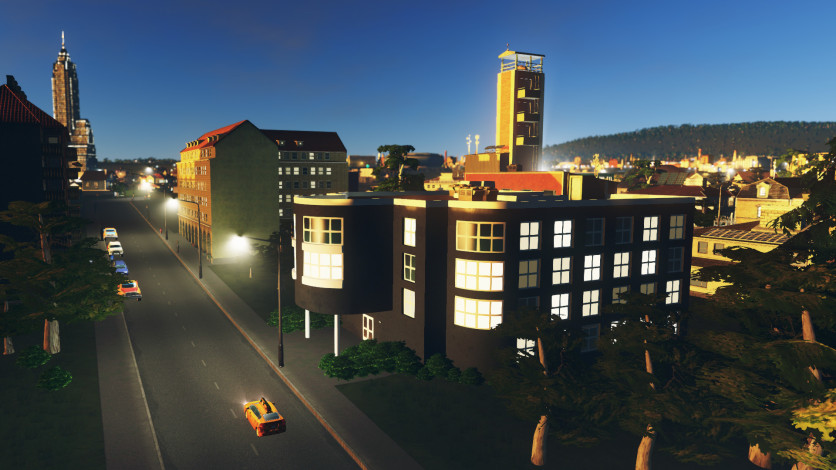 Screenshot 6 - Cities: Skylines - Content Creator Pack: Art Deco
