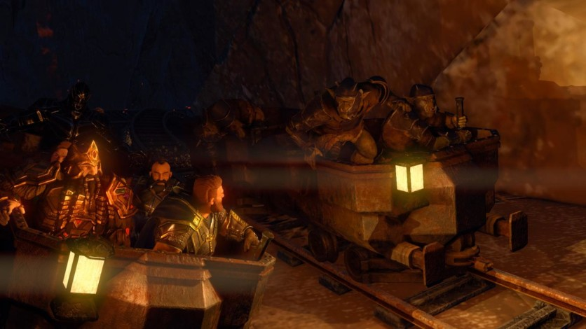 Screenshot 21 - The Dwarves
