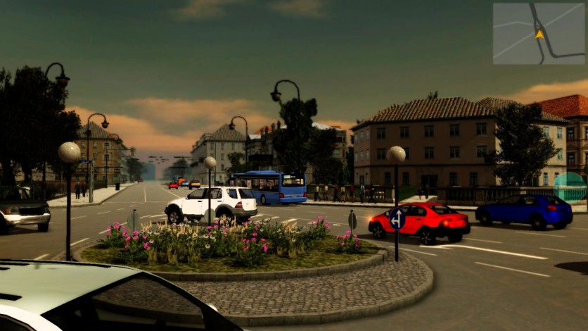 Screenshot 4 - Munich Bus Simulator