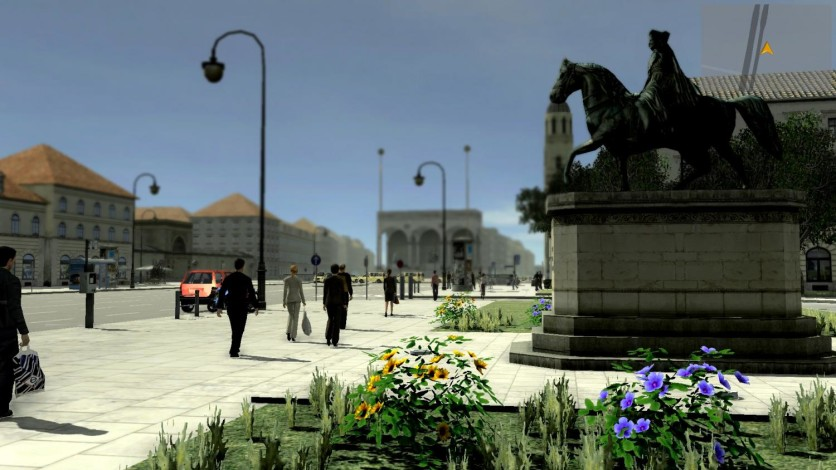 Screenshot 8 - Munich Bus Simulator