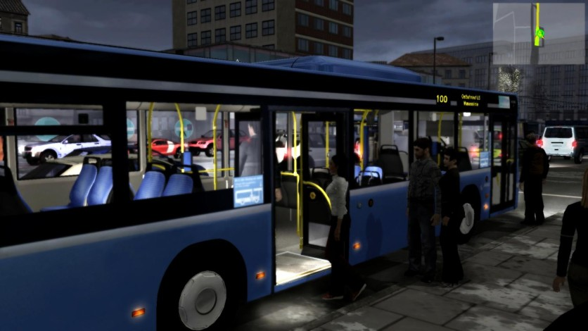 Screenshot 19 - Munich Bus Simulator