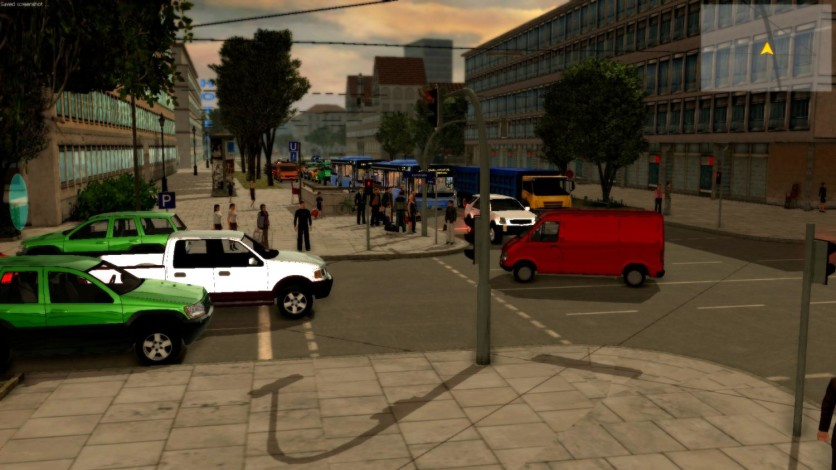 Screenshot 10 - Munich Bus Simulator