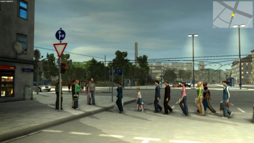 Screenshot 2 - Munich Bus Simulator