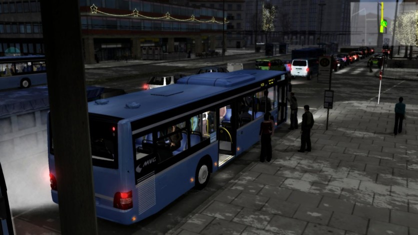 Screenshot 17 - Munich Bus Simulator