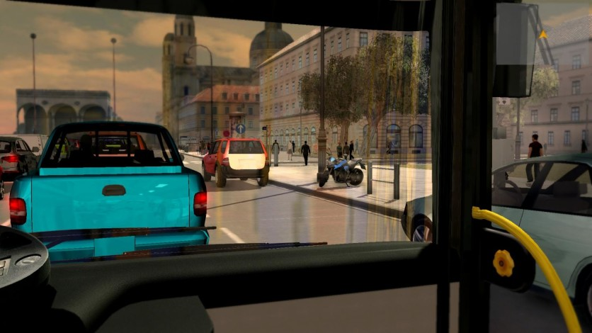 Screenshot 7 - Munich Bus Simulator
