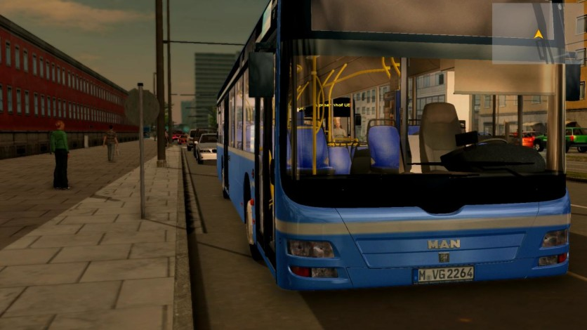 Screenshot 12 - Munich Bus Simulator