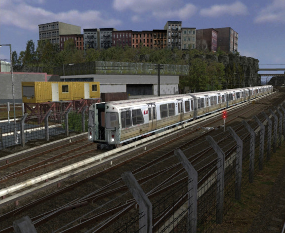 Screenshot 4 - World of Subways 1 – The Path