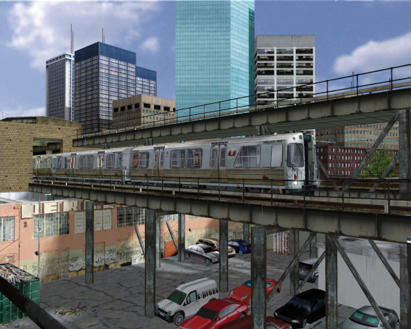 Screenshot 8 - World of Subways 1 – The Path