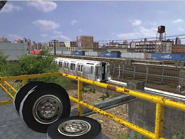 Screenshot 6 - World of Subways 1 – The Path