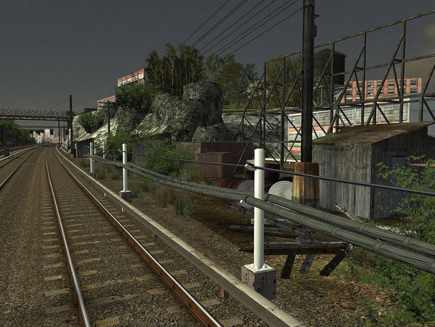 Screenshot 7 - World of Subways 1 – The Path