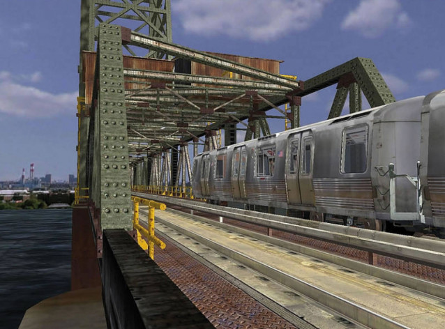 Screenshot 3 - World of Subways 1 – The Path
