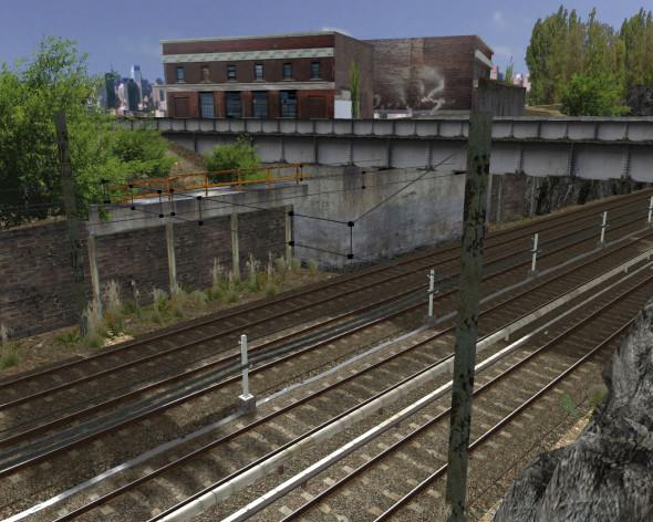 Screenshot 11 - World of Subways 1 – The Path