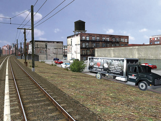 Screenshot 9 - World of Subways 1 – The Path