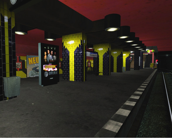 Screenshot 12 - World of Subways 2 – Berlin Line 7
