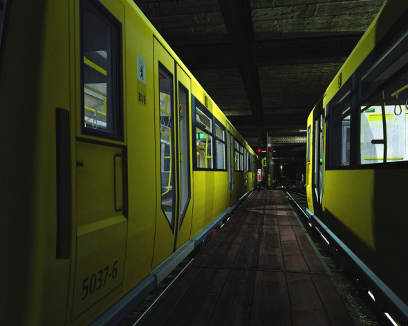 Screenshot 6 - World of Subways 2 – Berlin Line 7