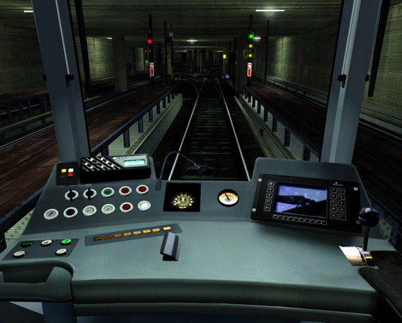 Screenshot 10 - World of Subways 2 – Berlin Line 7
