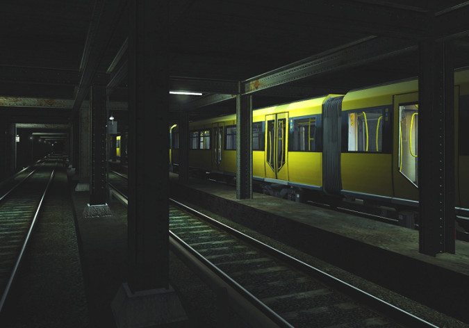 Screenshot 3 - World of Subways 2 – Berlin Line 7