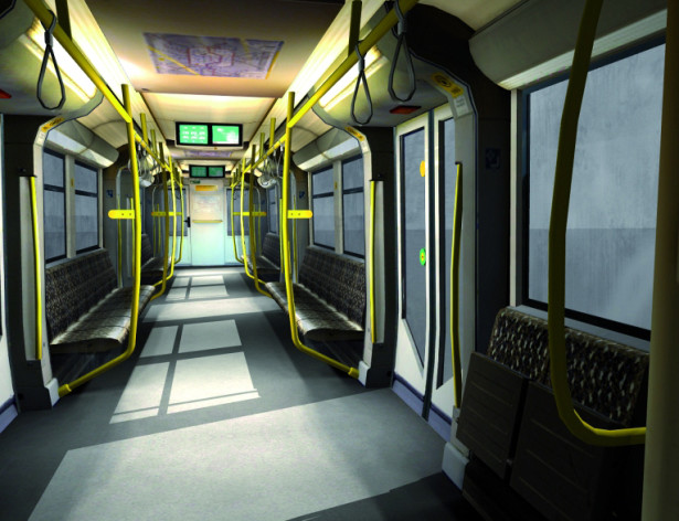 Screenshot 14 - World of Subways 2 – Berlin Line 7