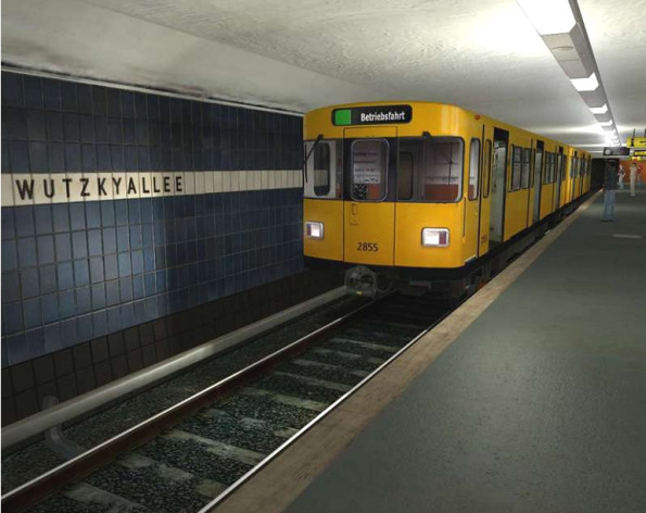 Screenshot 5 - World of Subways 2 – Berlin Line 7