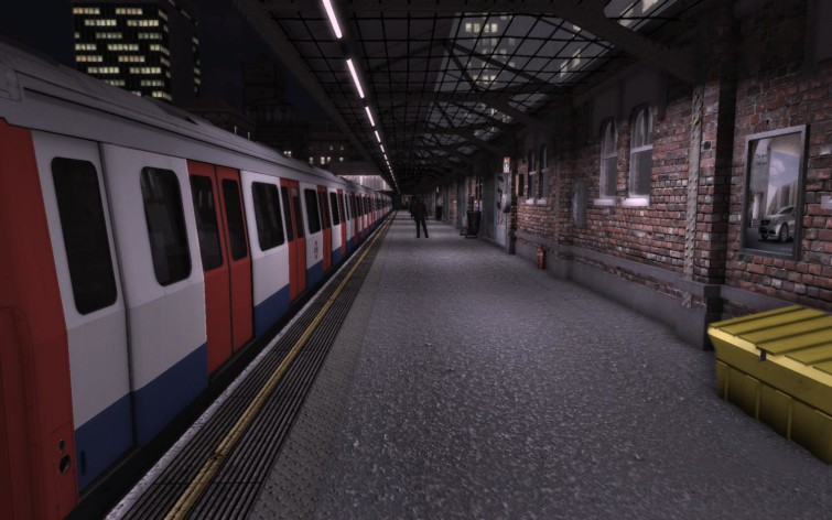 Screenshot 4 - World of Subways 3 - London Underground