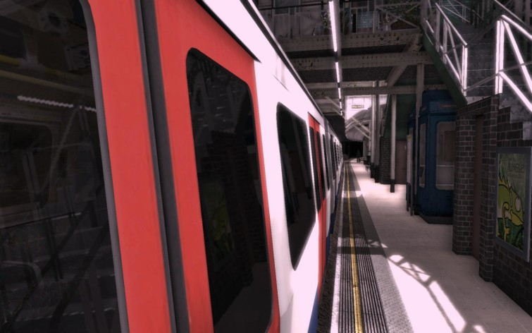 Screenshot 7 - World of Subways 3 - London Underground
