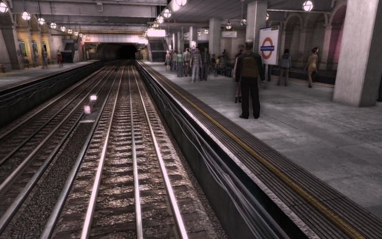 Screenshot 5 - World of Subways 3 - London Underground