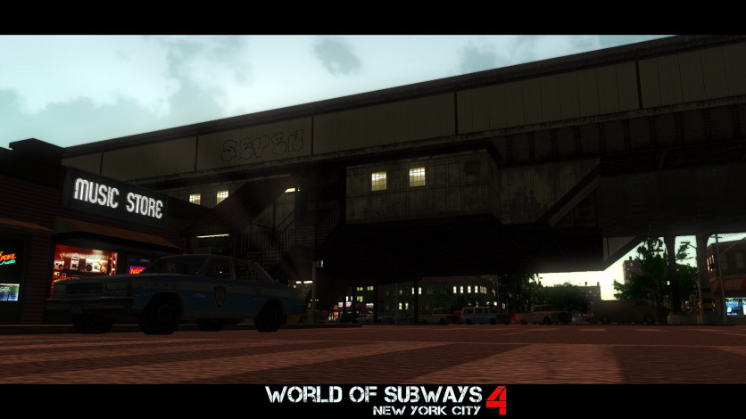 Screenshot 17 - World of Subways 4 – New York Line 7