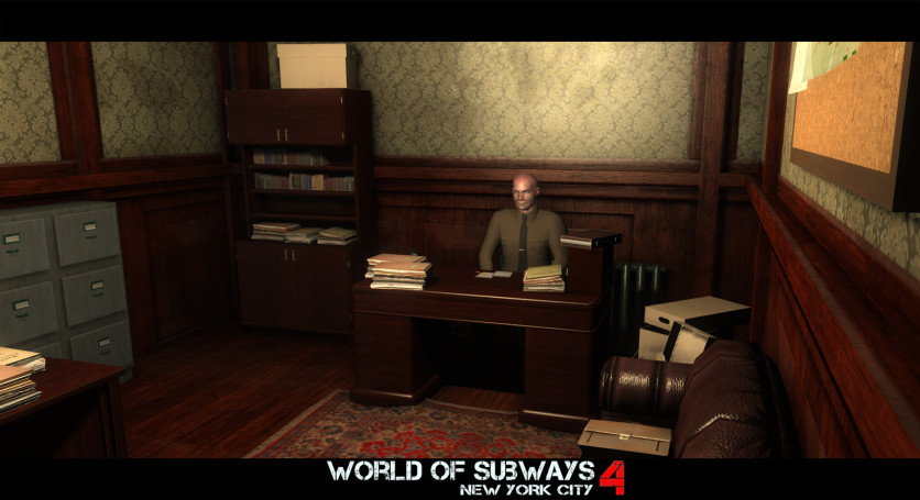 Screenshot 5 - World of Subways 4 – New York Line 7