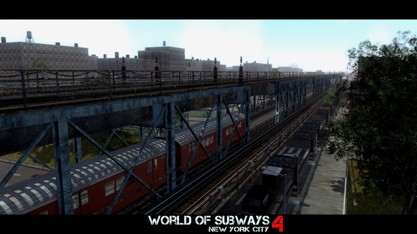 Screenshot 12 - World of Subways 4 – New York Line 7