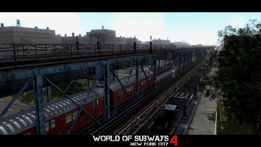 Screenshot 12 - World of Subways 4 – New York Line 7