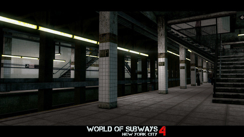 Screenshot 19 - World of Subways 4 – New York Line 7