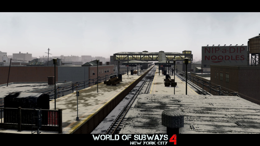 Screenshot 11 - World of Subways 4 – New York Line 7