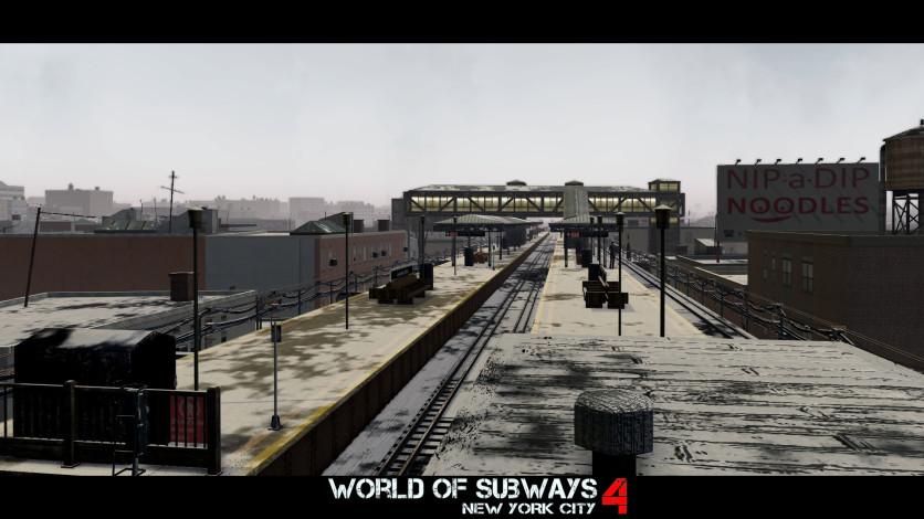 Screenshot 11 - World of Subways 4 – New York Line 7