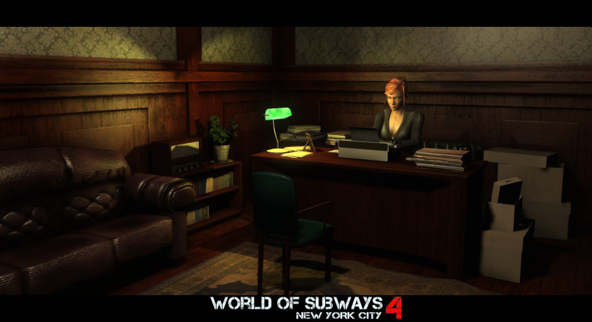 Screenshot 4 - World of Subways 4 – New York Line 7